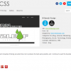 Part of the Best CSS Gallery